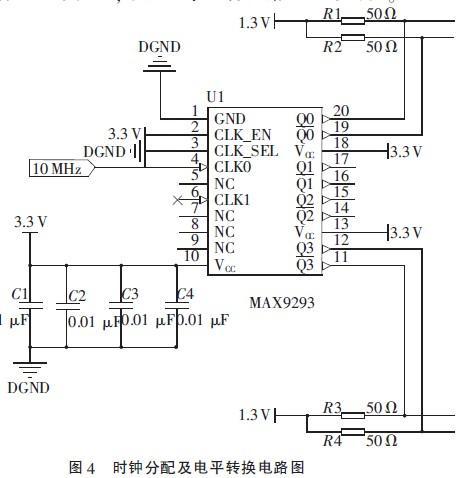 基于cpld和lvpecl门电路的脉宽可调窄脉冲信号发生