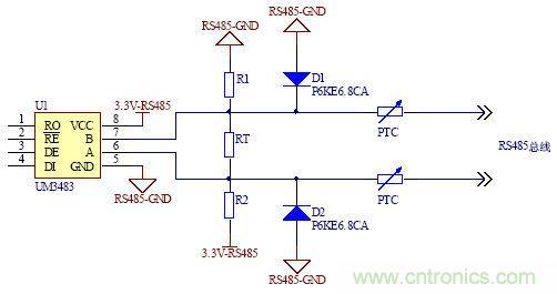 高速电路传输线反射问题的分析与解决